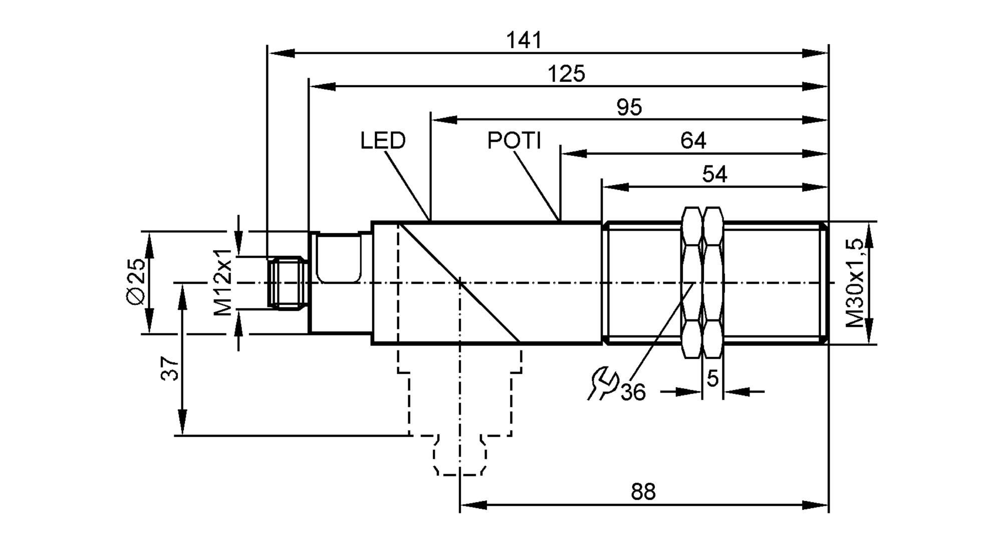 ki8505 - capacitive sensor