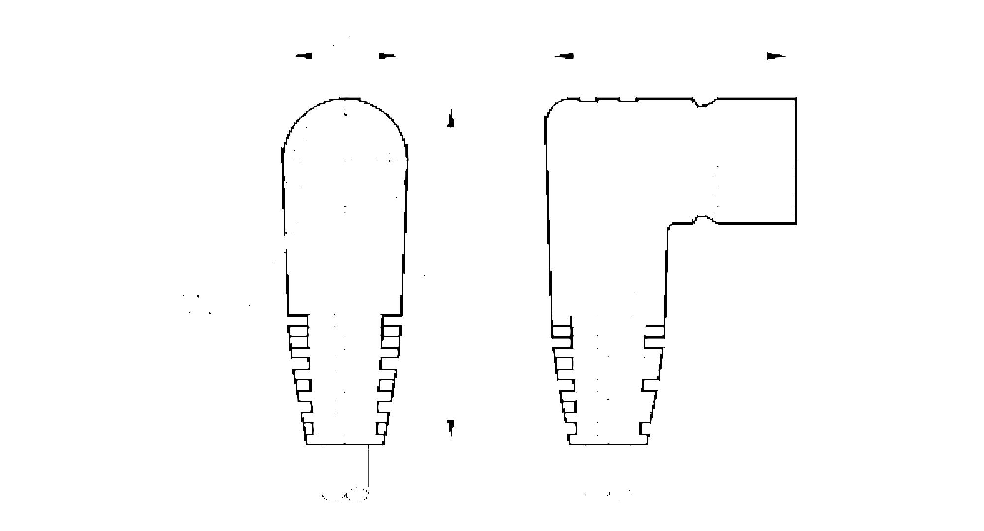 e11745 - female cordset