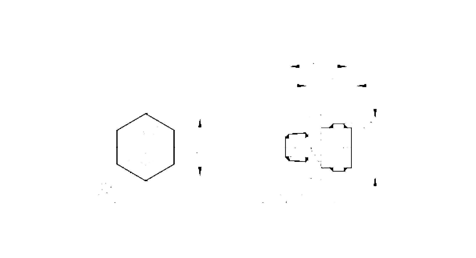 e18055 - male receptacle