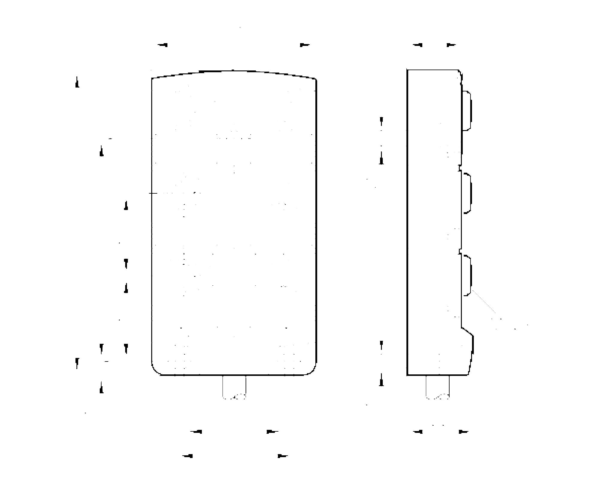 ebc020 wiring block ifm electronic IFM Level Sensor scale drawing
