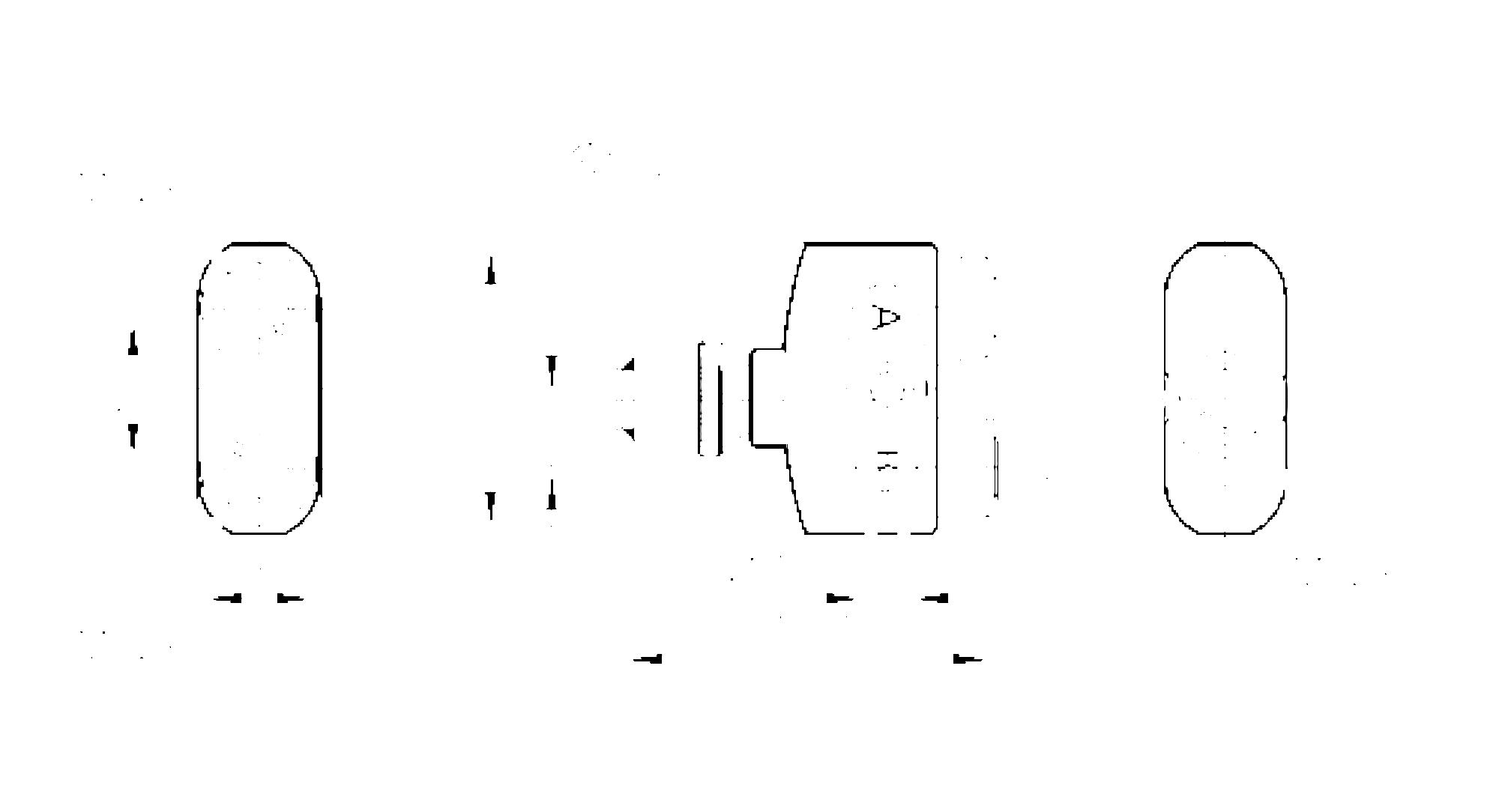 ebc113 - y  t splitter