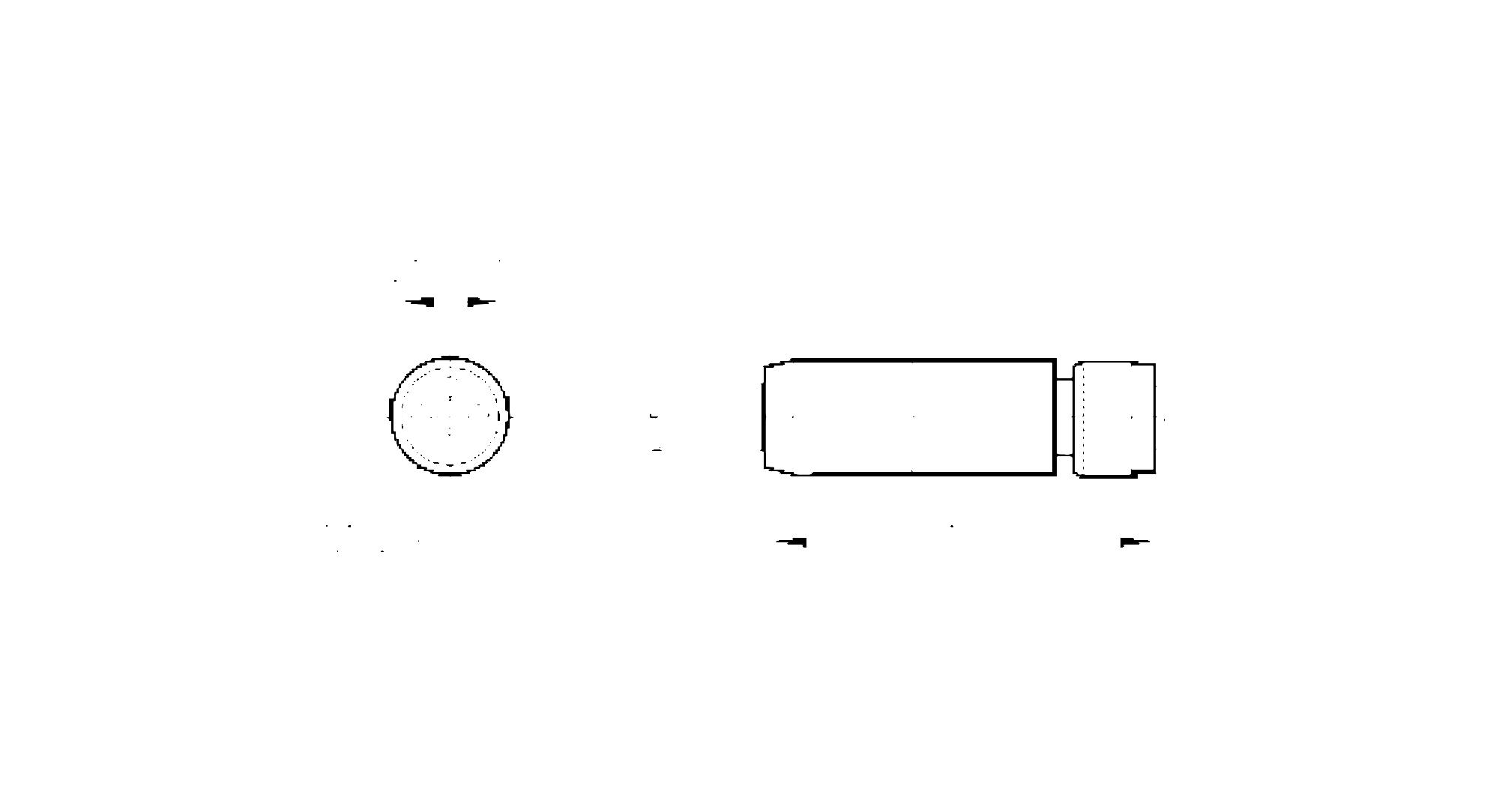 e18519 - female cordset