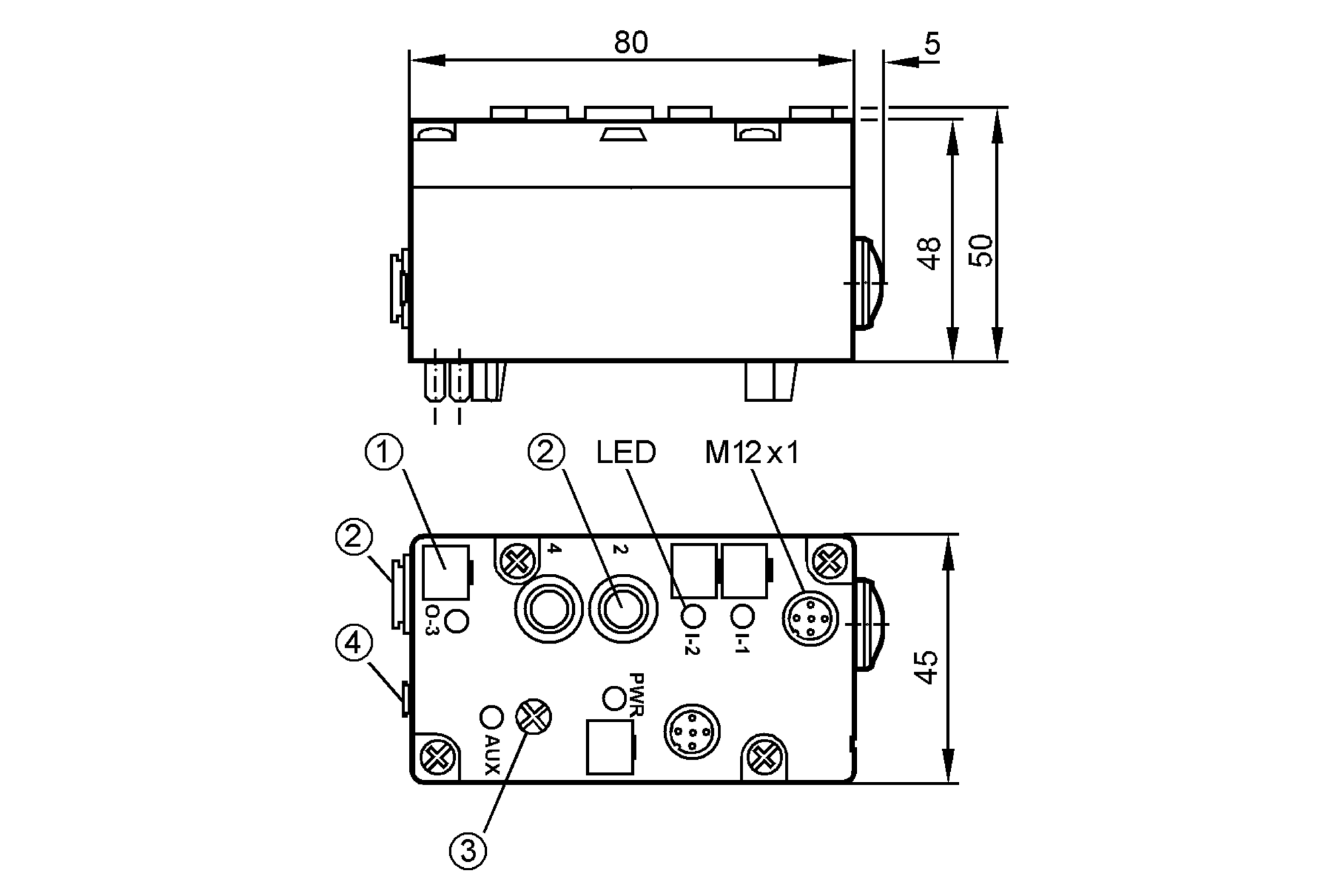 ac2048 - as-interface airbox