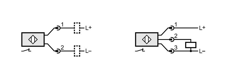 ifm216 - inductive sensor