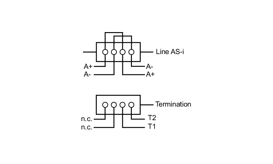 ac3227 - as-i fibre optic repeater